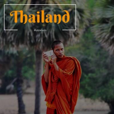 Kontakt mit Thailand